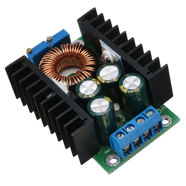 3pcs DC-DC 8A 300W Buck Adjustable Solar Charging LED Driver Vehicle Power Supply Module