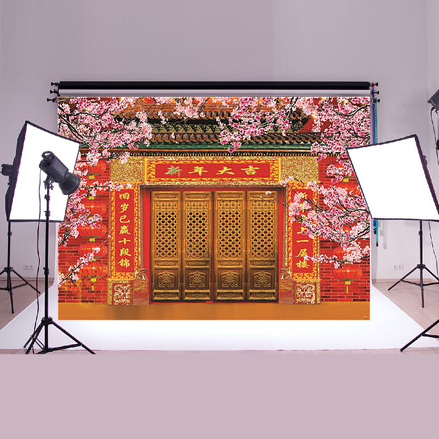 7x5ft New Year Photography Background Studio Photo Prop Backdrop Home Decor