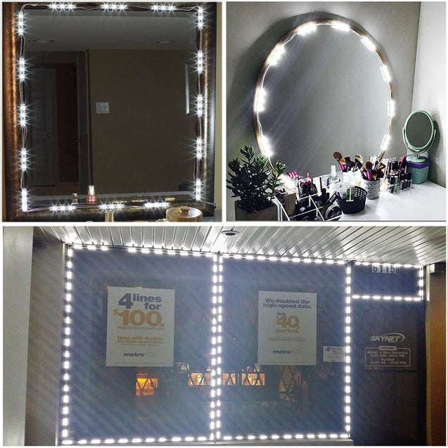 20PCS SMD5730 Waterproof White LED Module Strip Advertising Light Decorative Mirror Lamp DC12V
