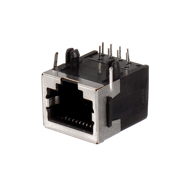 10pcs Network Tee Connector Network Cable One Turn Two RJ45 Tap Network Cable Connector Network Power Splitter