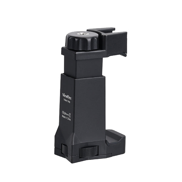 VIEWFLEX VF-H1 Smartphone Clamp Clip Holder for Handle Stabilizer Tripod