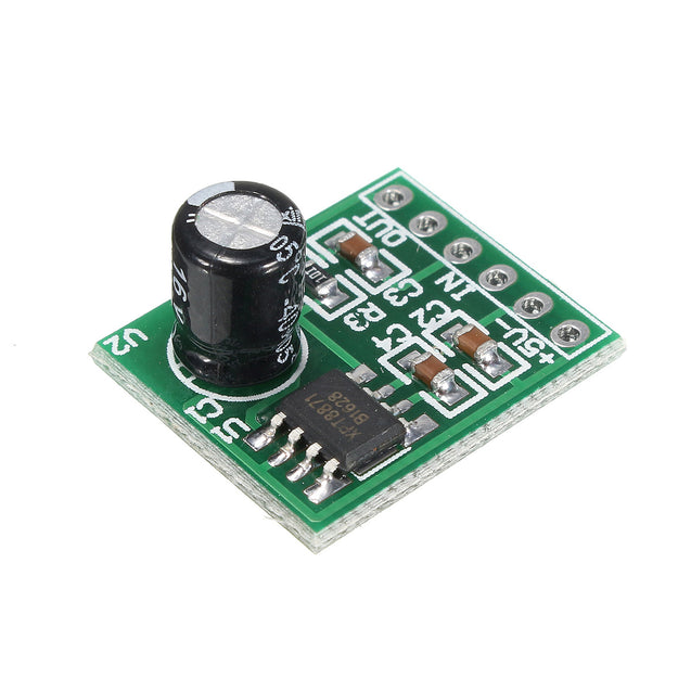 XPT8871 5V 5W 1A Single Channel Mono Digital Audio Amplifier Board