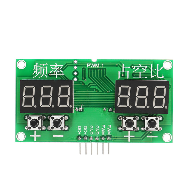 3Pcs Square Wave Signal Generator Stepping Motor Drive Module