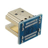 3Pcs HDMI 1.4 Two-way Rotation Connecting Head Adapter Module