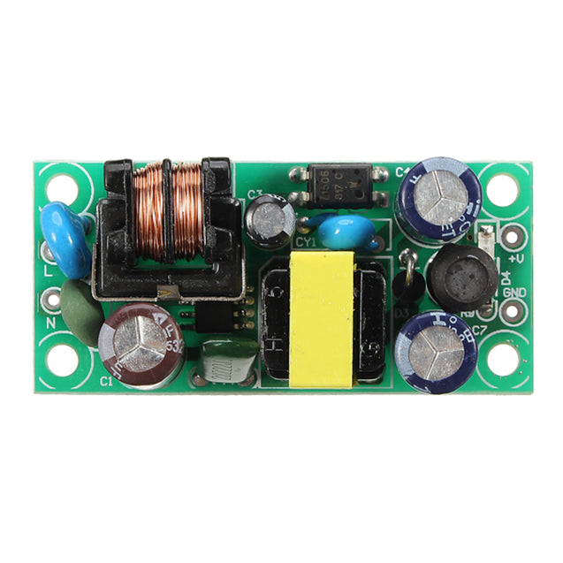 5Pcs AC-DC 3.5W Isolated AC 110V / 220V To DC 3.3V 1A Switch Power Supply Converter Module
