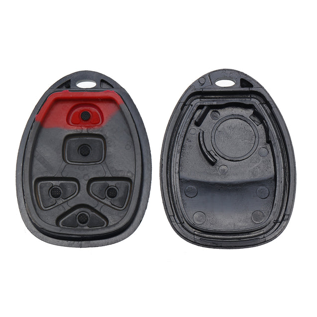 5 Buttons Remote Key Fob Shell For Buick Lucerne/ Cadillac DTS/ Pontiac G5 G6