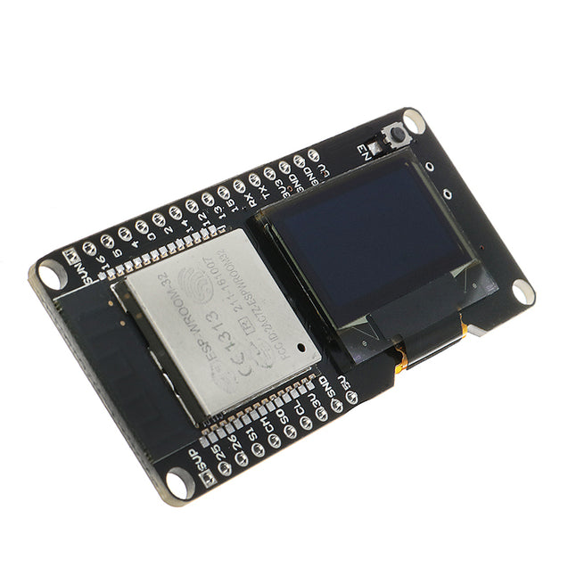Wemos ESP32 OLED Module For Arduino ESP32 OLED WiFi Modules + Bluetooth Dual ESP-32