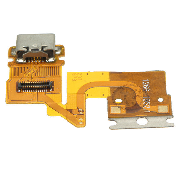 Charge Charger Port Dock Flex Cable For Sony Xperia Z WiFi SGP311 SGP312 Tablet