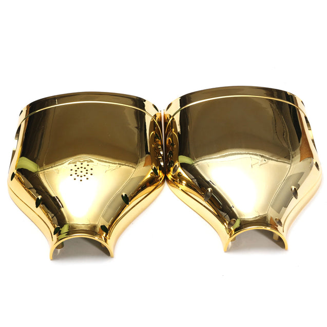 6.5 Inch Gold Outer Shell Parts For 2 Wheels Self Balancing Electric Scooter Hoverboard