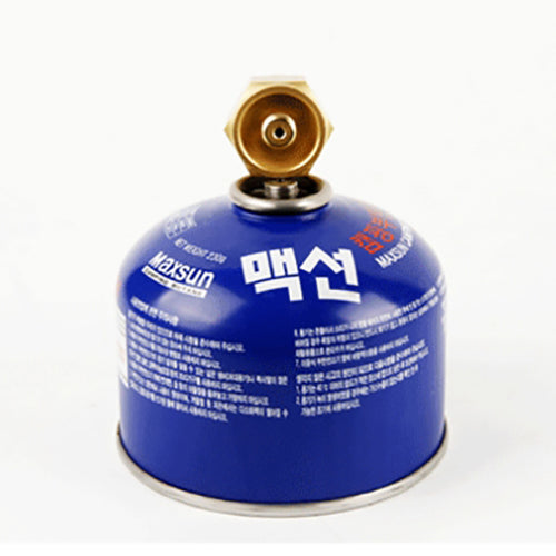 IPRee Camping Cooking Stove Hexagonal Converter Copper Propane LP Gas Regulator Valve Adapter