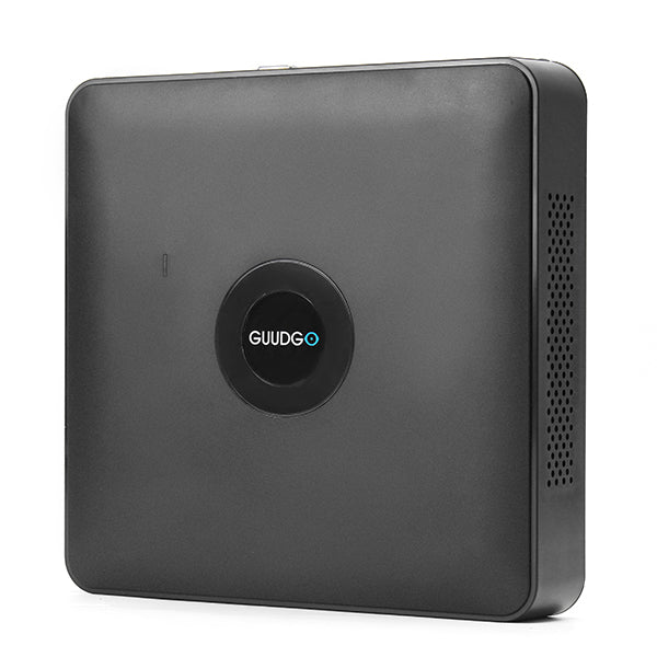 GUUDGO GD-NR01 1080P 4 8 12CH Wireless 2.5 ONVIF Network Video Recorder NVR HDMI P2P