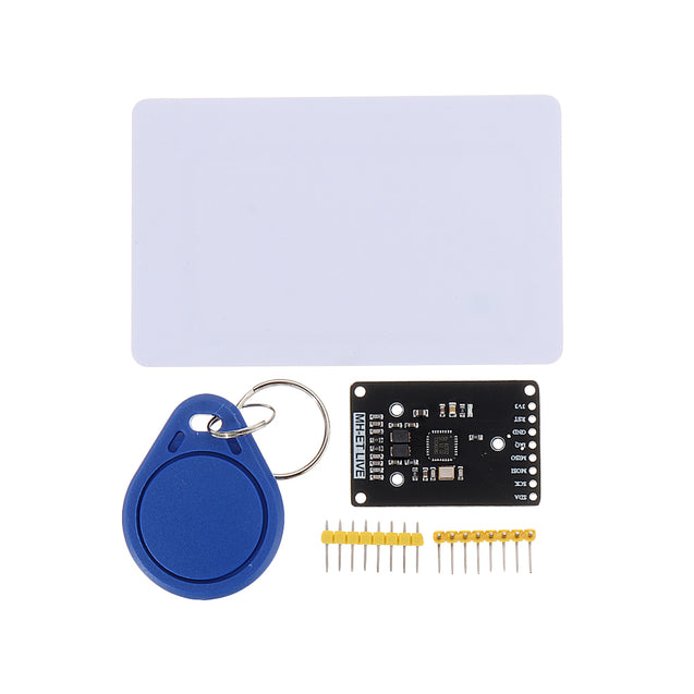 3pcs RFID Reader Module RC522 Mini S50 13.56Mhz 6cm With Tags SPI Write & Read