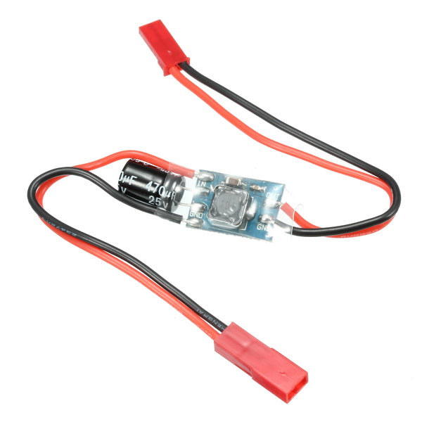 3.3V-25V DC-DC LC Filter Power Supply Filter Module For FPV To Eliminate Video Ripple Interference