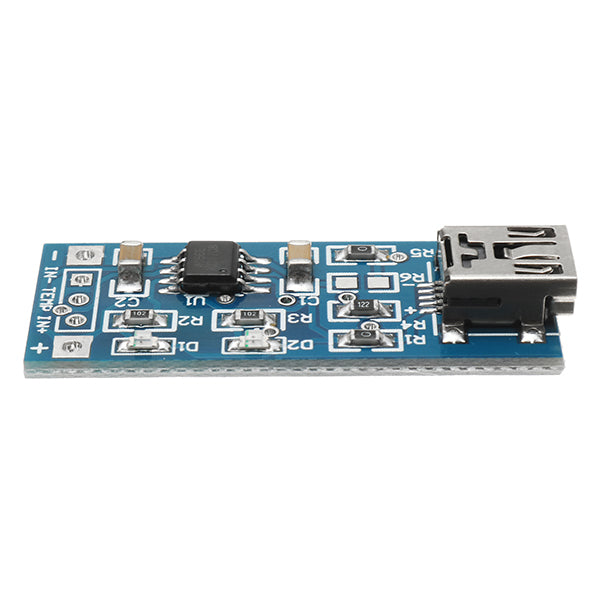 5Pcs TP4056 1A Lithium Battery Charging Board Charger Module DIY Mini USB Port