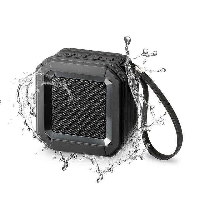 ARCHEER Mini Portable IP65 Waterproof Wireless Stereo Sound Bluetooth Speaker For Tablet Cellphone