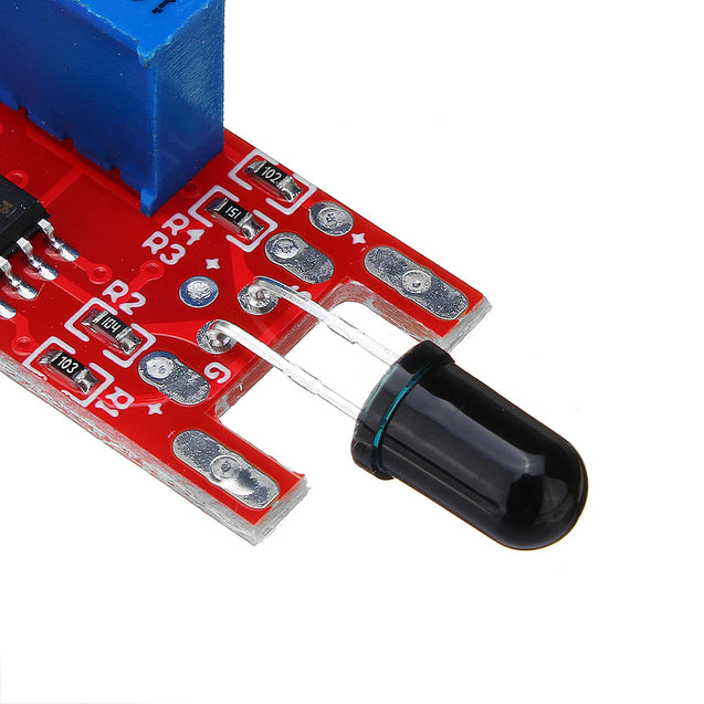 20pcs KY-026 Flame Sensor Module IR Sensor Detector For Temperature Detecting For Arduino