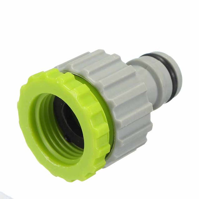 1/2 & 3/4 Inch ABS Garden Tap Adapter Female Washing Machine Faucet Hose Quick Connector