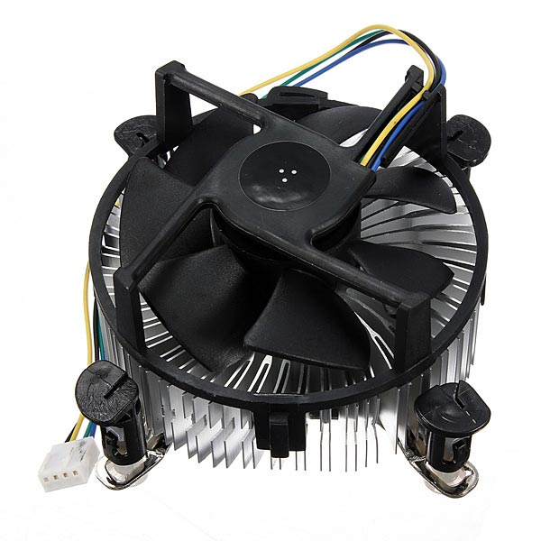 Inter Core Heat Sink CPU Cooling Fan LGA Socket 775 to 3.8G E97375-001