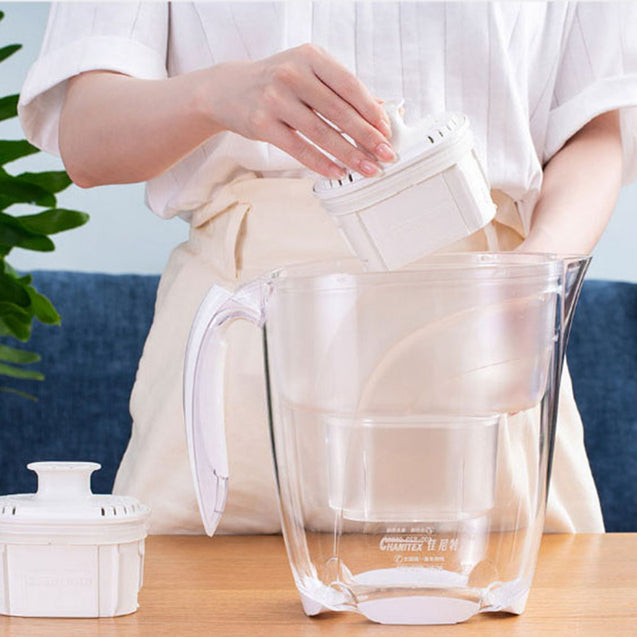 CHANITEX CP250A1 3.5L Filter Kettle With Kettle Filter Element Four-Layer Filtration Multi Effect Filters From Xiaomi Youpin