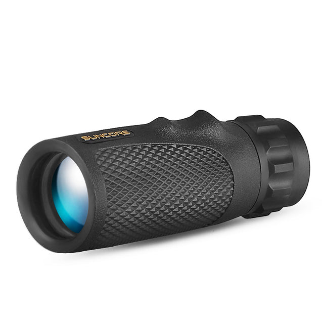 IPRee 12x25 HD Telescope Portable Handheld BAK-7 Monocular Telescope Outdoor Travel