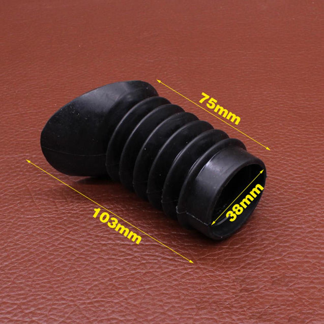 Hunting 38mm Flexible Scalability Ocular Soft Rubber Cover Eye Protector Cover For Scope Telescope