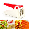 French Fry Cutter Potato Chip Vegetable Slicer Chopper Gadgets Home Kitchen Tool Vegetable Cutter