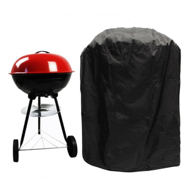 Outdoor BBQ Portable Gas Grill Waterproof Cover Barbecue Rain Dust UV Protector