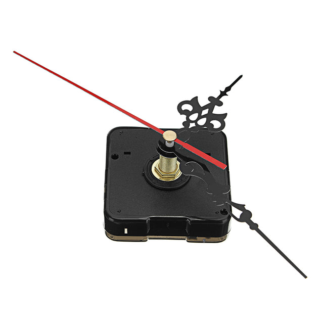 20mm Shaft Length DIY Silent Quartz Clock Movement Mechanism Replacement Repair Kit
