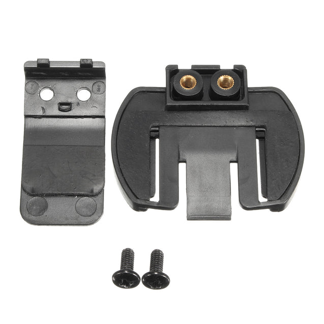 Intercom InterphonE-mount Clip for LX-R3 & R6 Motorcycle Intercom Headset