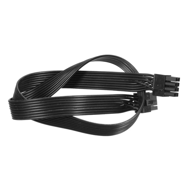 Video Graphics Card Power Cable 8Pin Male to Dual 8Pin(6+2) Male PCI-E 60cm