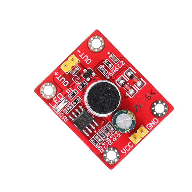 Voice Control Delay Module Direct Drive LED Motor Driver Board For DIY Small Table Lamp Electric Fan