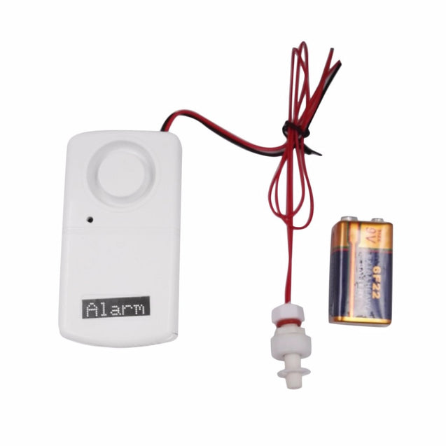 Float Ball Security Water Detector Home Security Water Leakage Protection Water Level Alarm Sensor F