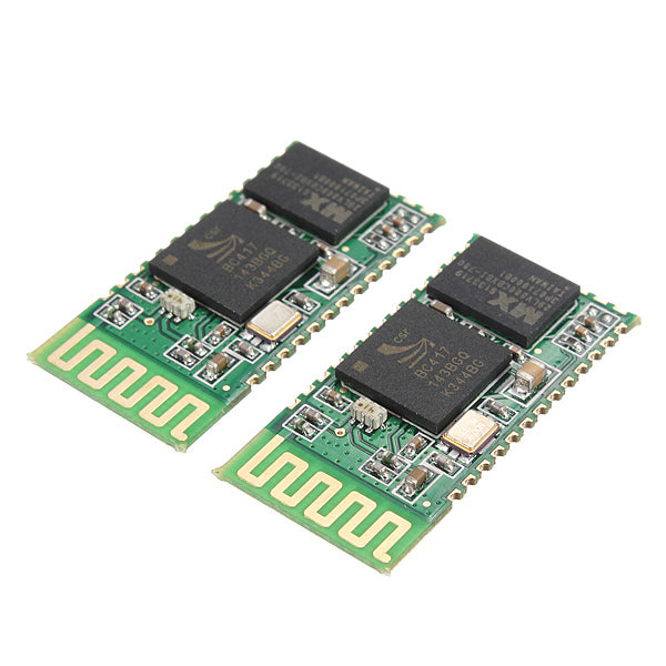5Pcs RS232 TTL HC-06 Wireless Bluetooth RF Transceiver Serial Module For Arduino