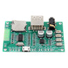 BT201 Dual Mode 5.0 Bluetooth Lossless Audio Power Amplifier Board Module TF Card U Disk Ble Spp Serial Port Transparent