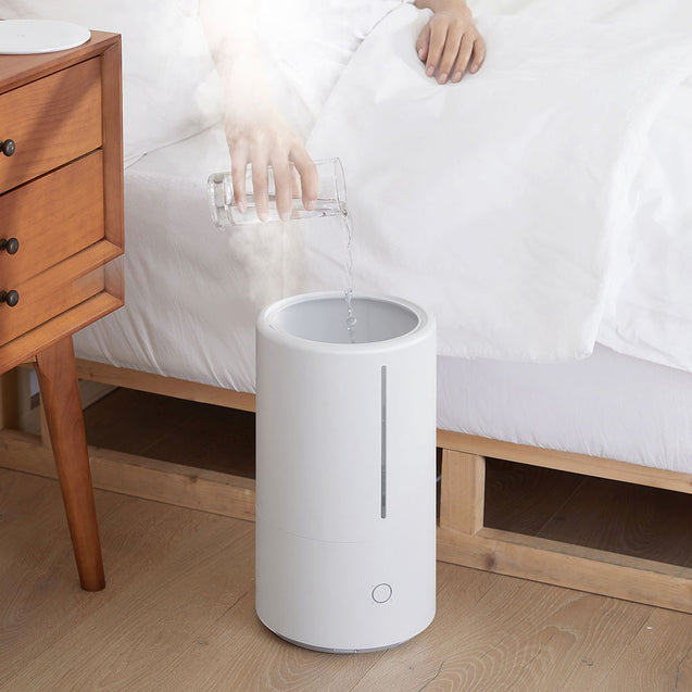 XIAOMI Mijia SCK0A45 4.5L Smart Air Purifier APP Voice Control UV-C Sterilization Mist Sprayer Water Thermostatic Humidification