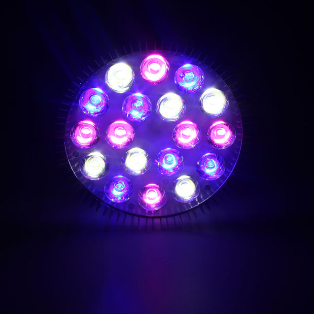18W E27 PAR38 LED Full Spectrum Coral Reef Plant Grow Light Fish Tank Aquarium