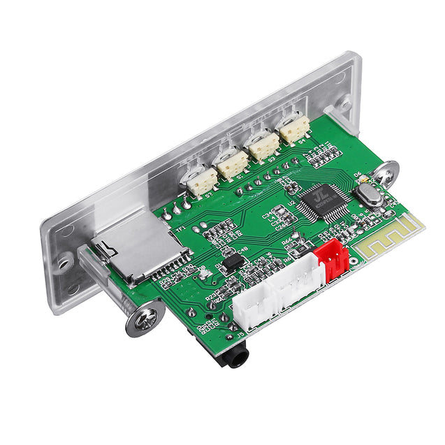 5 V To 12 V MP3 WMA WAV APE USB Bluetooth Lossless Audio Decoder Board Support Bluetooth / Hands-fre