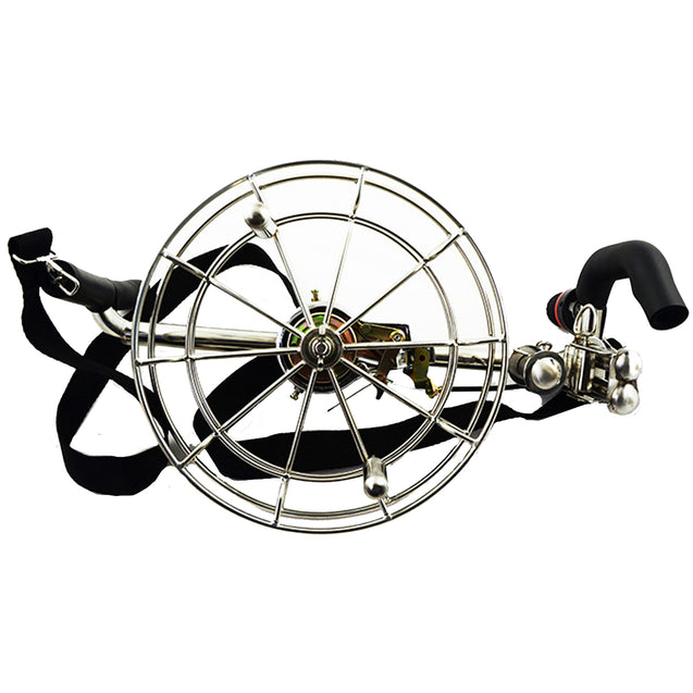 11 Strong Stainless Kite Line Winder Reel Brakes Control Adult Men""