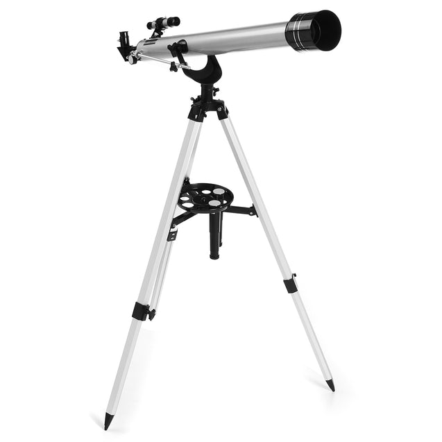 675x High Magnification Astronomical Refractive Zooming Telescope for Space Celestial Observation