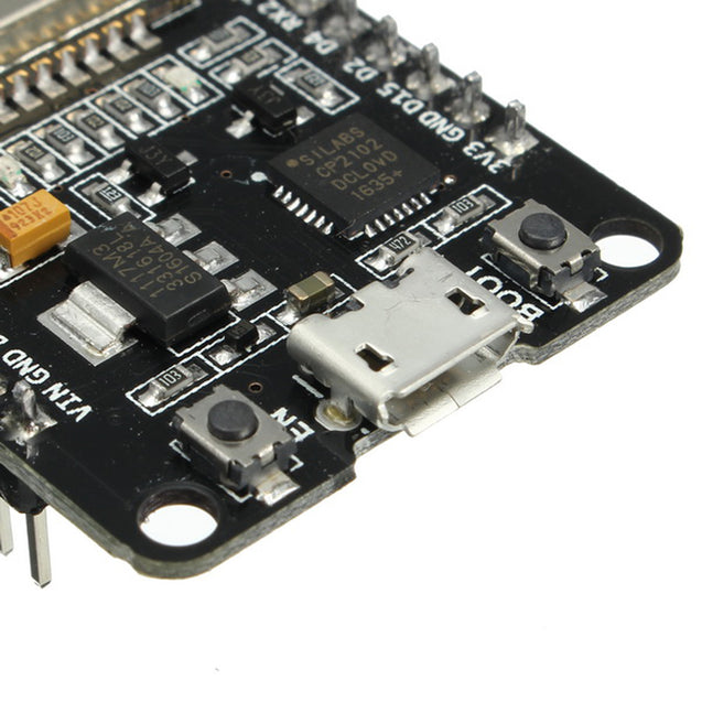 3pcs ESP32 Development Board WiFi+Bluetooth Ultra Low Power Consumption Dual Cores ESP-32S Board
