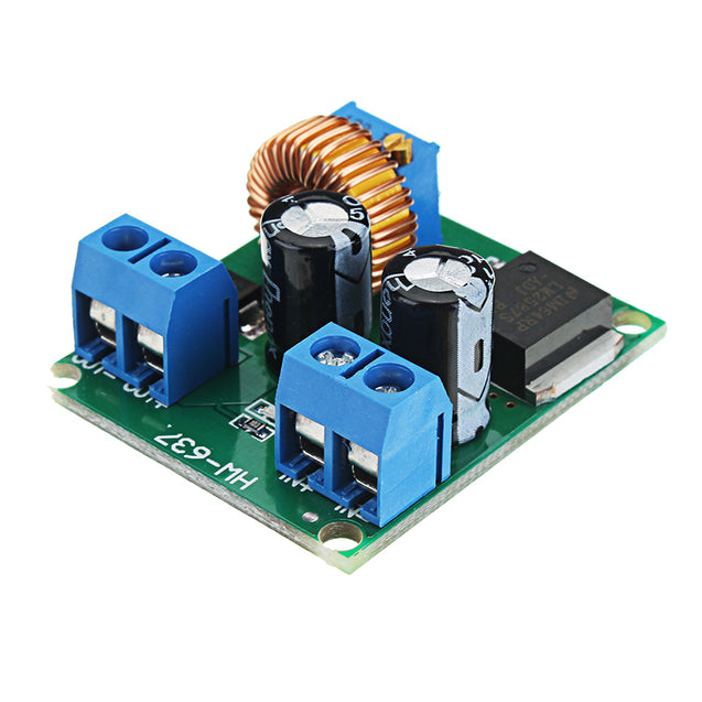 3V/5V/12V to 19V/24V/30V/36V DC Adjustable Boost Module LM2587 Power Supply Board