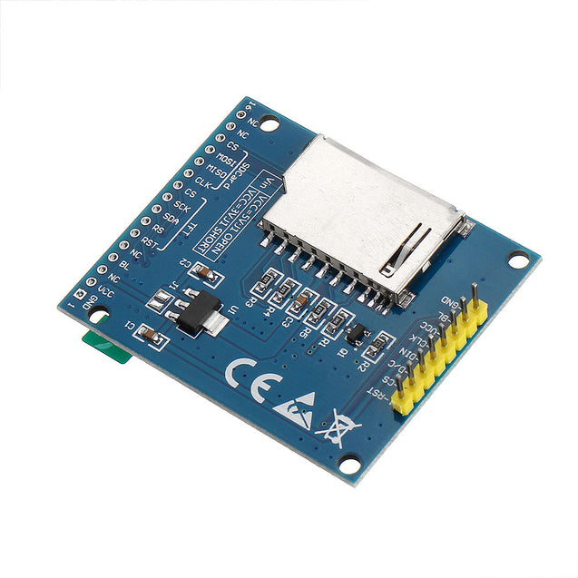 1.8 Inch LCD TFT Display Module With PCB Backplane 128X160 SPI Serial Port
