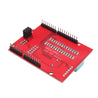 AVR ISP Bootloader Shield Burning Programmer for Atmega328P with Buzzer and Indicator for UNO R3