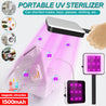 UV Light Sterilizer Disinfection Lamp Germicidal Machine Handheld Portable USB