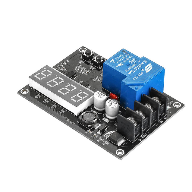 VHM-000 CNC Charge Control Module DC 6-60V Storage Lithium Battery Charging Protection Board for 12V 24V 48V  XH-M600