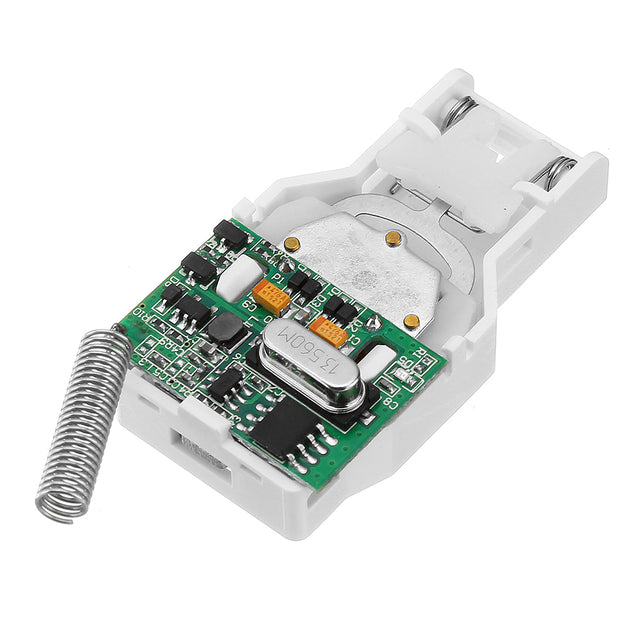 433MHz/315MHz Self-powered Launch Receiver Board Module Set For Wireless Doorbell Wall Switch TX-ZD0