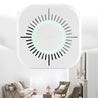 3 in 1 C50W Smoke Detector Sound Light & Sound Alarm Wireless 433 Transmission