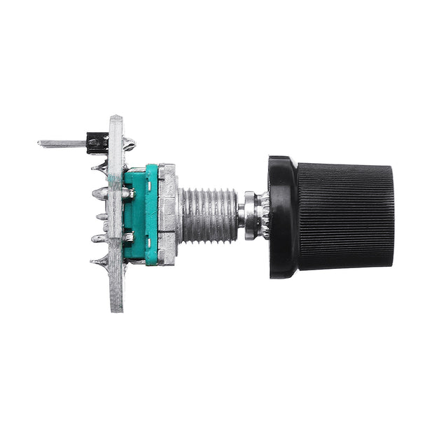 2Pcs Rotating Potentiometer Knob Cap Digital Control Receiver Decoder Module Rotary Encoder Module F