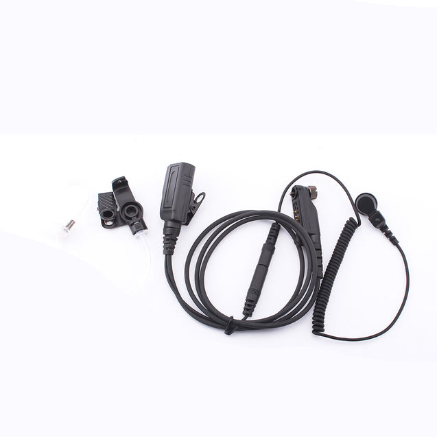 Hytera X1PX1EX1 PD600 PD680 Interphone Air Duct Earphone