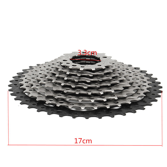 BIKIGHT 11-42T 10 Speed Mountain Cycling Freewheels Bicycle Flywheel Bike Cassette Part